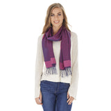 Striped Four Season Fashion Scarf / Shawl