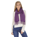 Glitter Design Four Season Fashion Scarf / Shawl