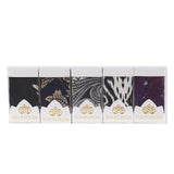"5-Pack ""Magenta"" Men's Handkerchiefs - One Size"