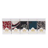 "5-Pack ""Botanica"" Men's Handkerchiefs - One Size"