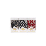 "3-Pack ""Royals"" Men's Handkerchiefs - One Size"