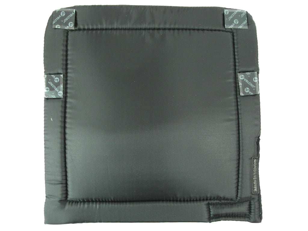 D'Luca Button Accordion Back Pad Medium, 11.25 inches Height x 11.25 inches Length