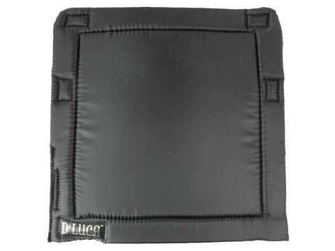 D'Luca Button Accordion Back Pad Junior, 9.25 inches Height x 10.25 inches Length