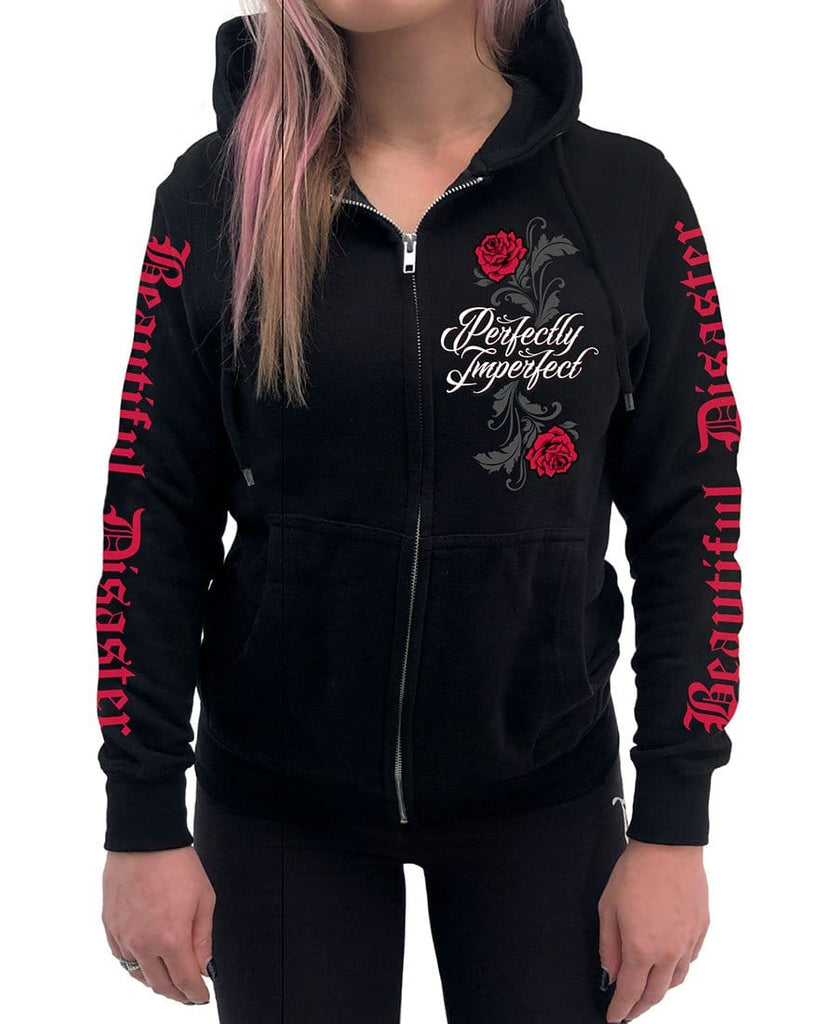 Perfectly Imperfect - Zip Hoodie
