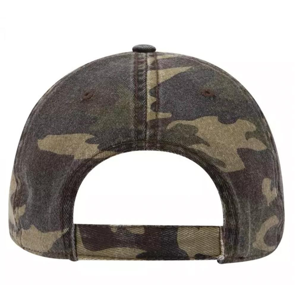 Punk Princess Dad Hat Camo/Pink