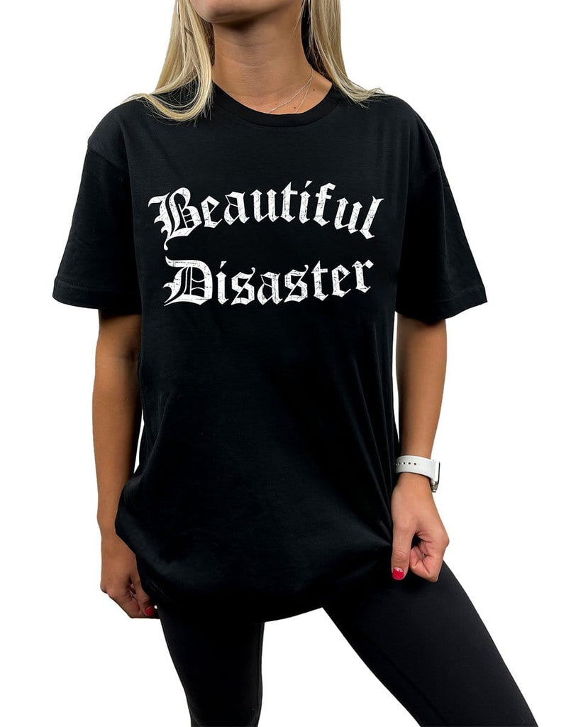 Beautiful Disaster Unisex Tee