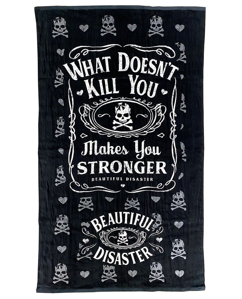Stronger 100 Proof Towel