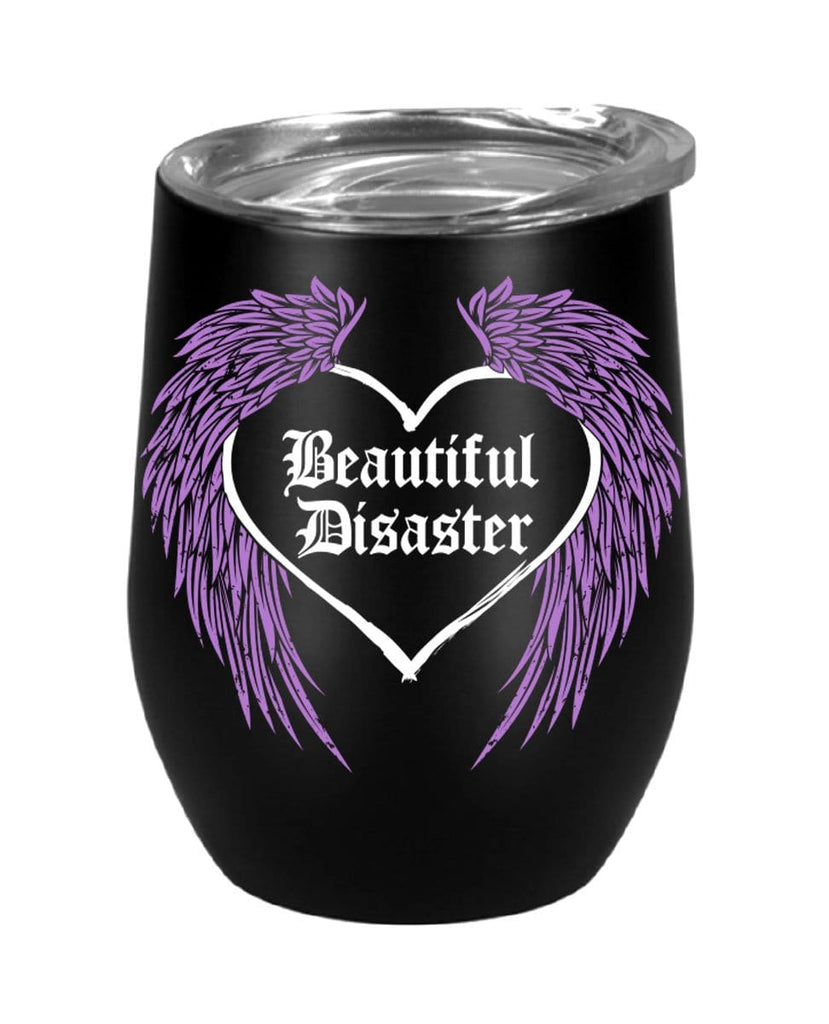 Angel Stainless 10oz Tumbler