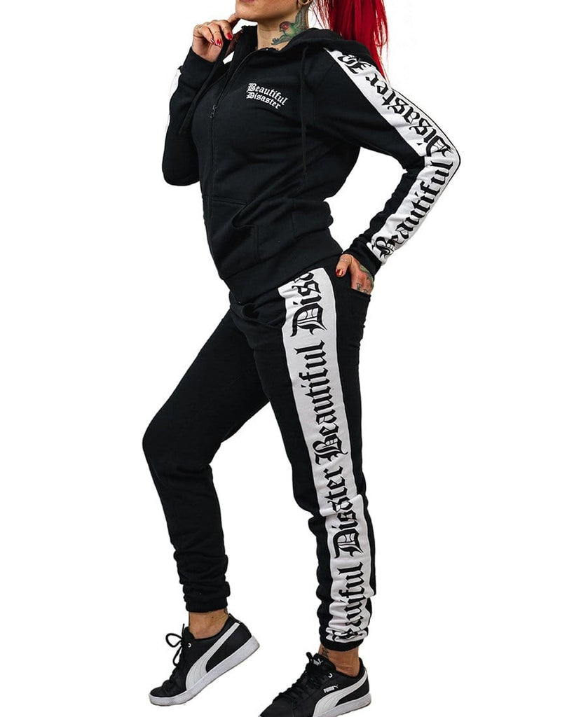 Sweatsuit Bundle & Save Black/White