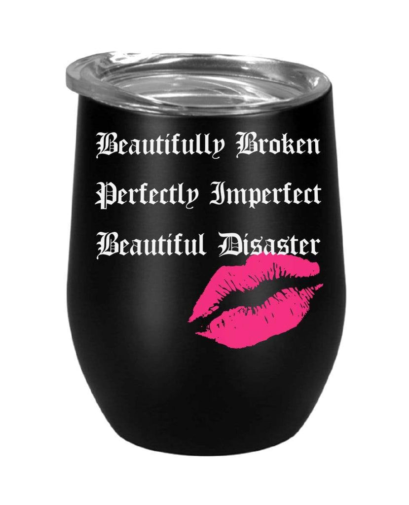 Punk Princess Stainless 10oz Tumbler