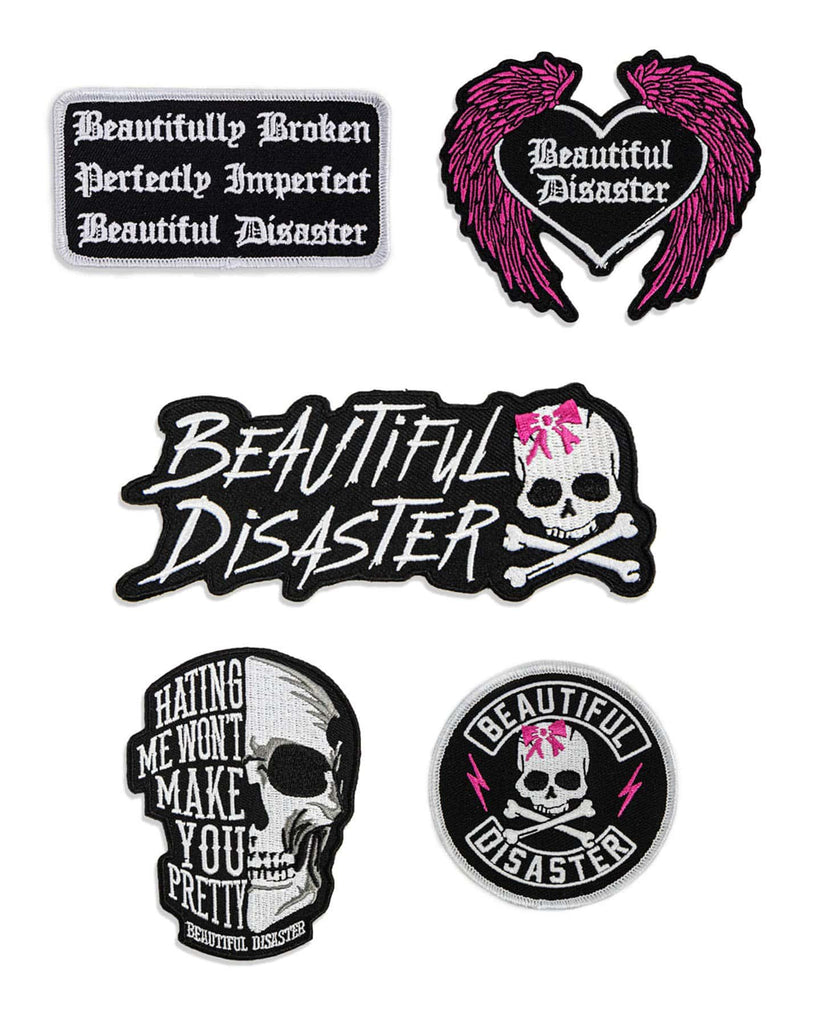 Patches - Set of 5