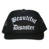 Punk Princess Trucker Hat - Black