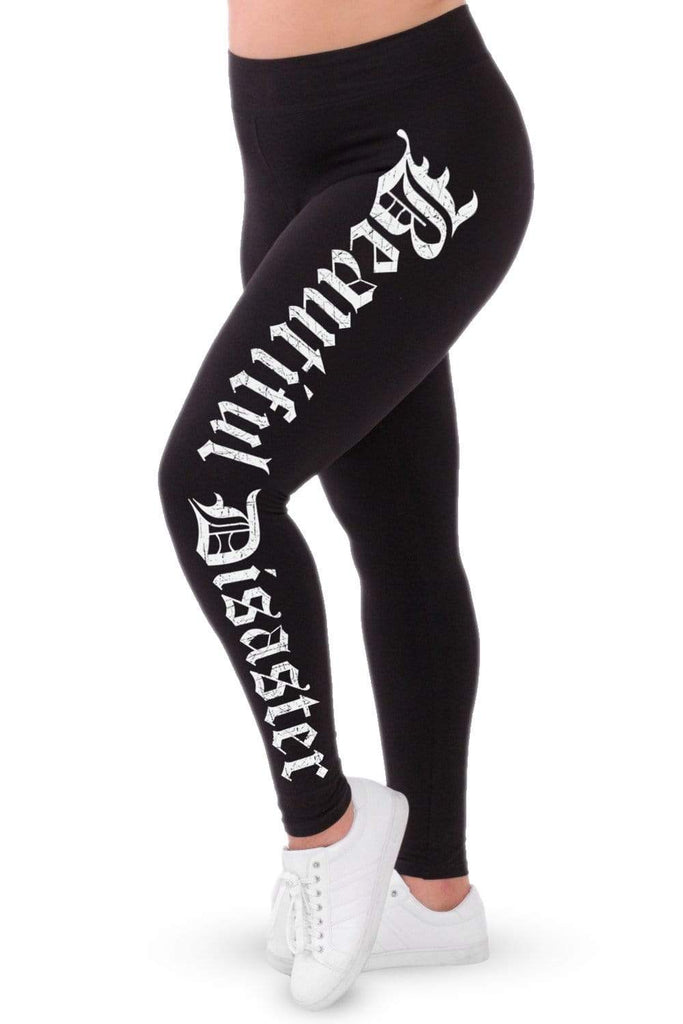 Punk Princess Leggings