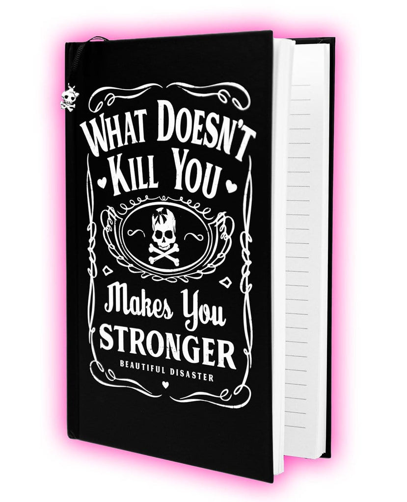 Stronger 100 Proof Journal