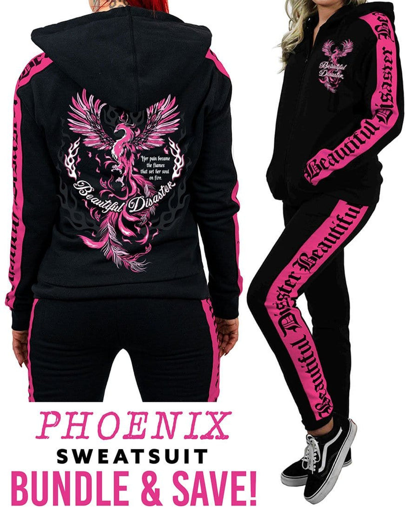 Phoenix III Sweatsuit Bundle & Save