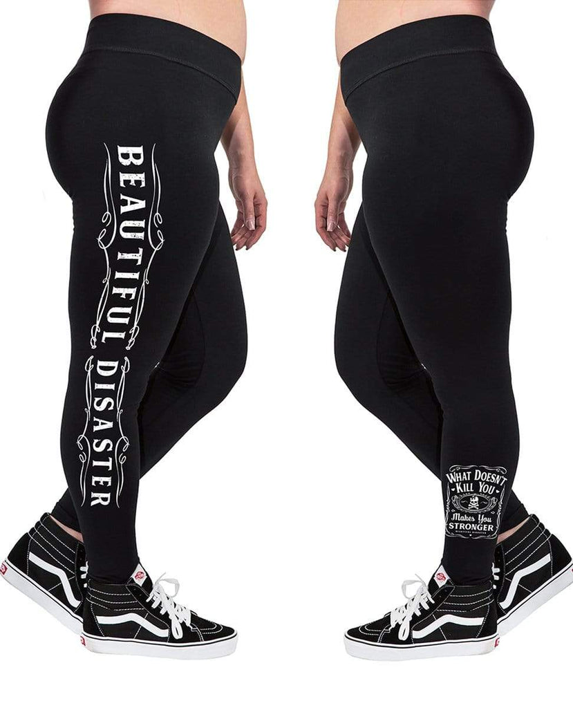 Stronger 100 Proof Leggings
