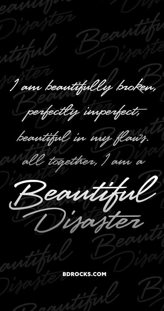 BD Wallpaper - Beautifully Broken