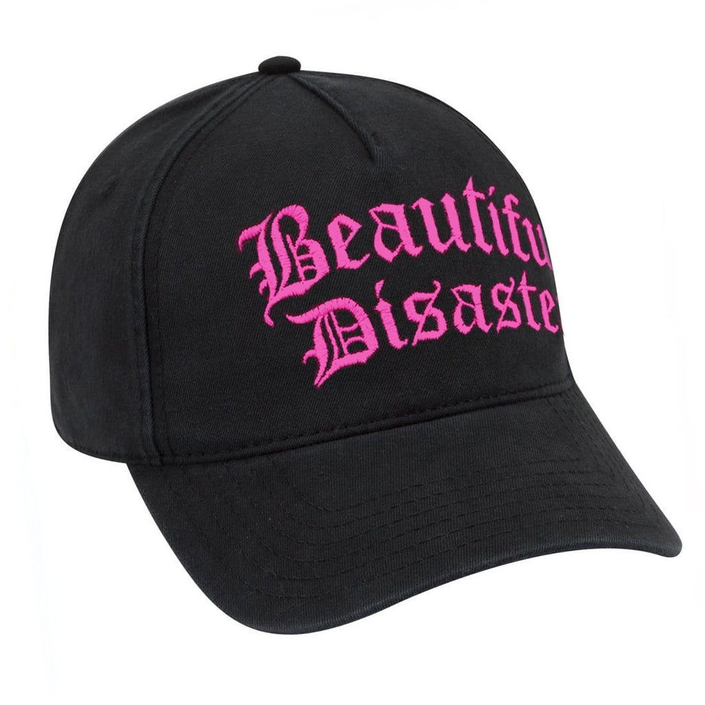 Punk Princess Dad Hat Black/Pink