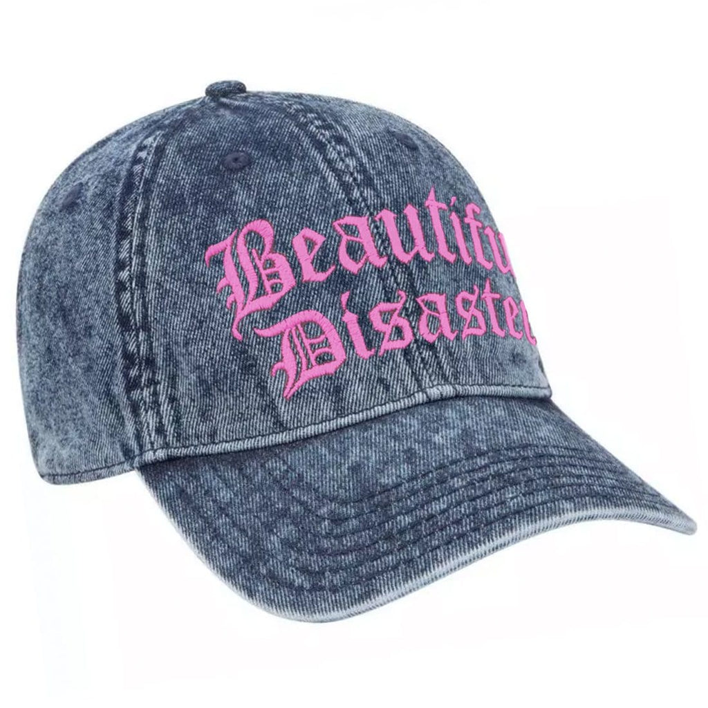 Punk Princess Dad Hat Denim/Pink