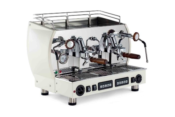 Altea Wood Kaffeemaschine LA NUOVA ERA