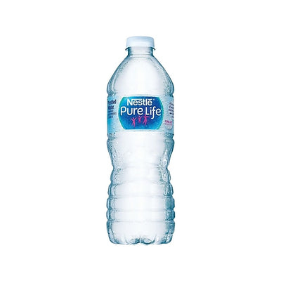 BOTTLED WATER - Peqish