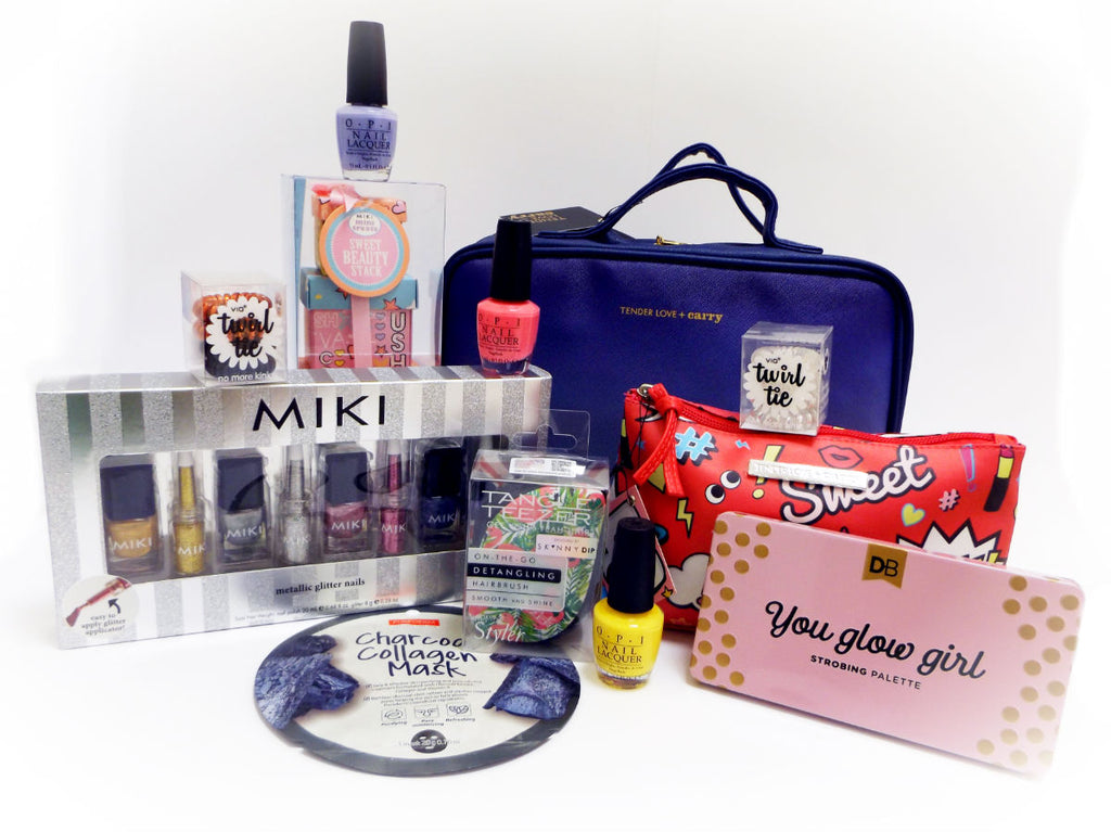Gifts for Teens: Makeup Sets, Metallic Nails and Trendy Bags