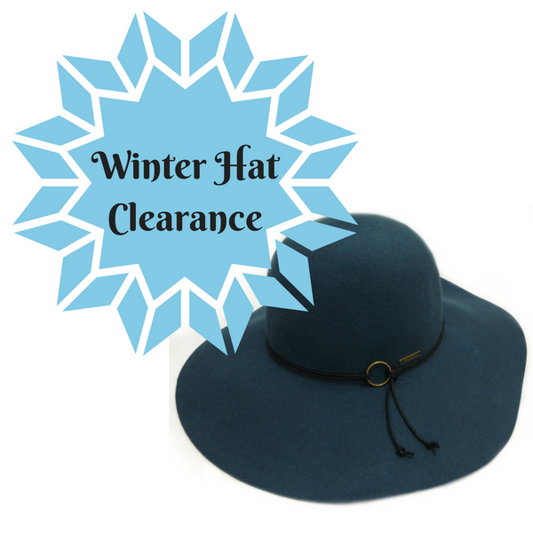 Winter Hat Clearance