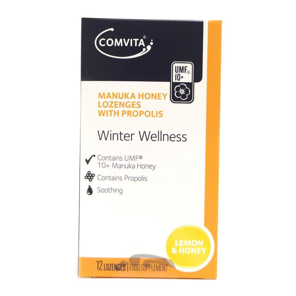 Simply Pharmacy Albany,Comvita Manuka Honey Lozenges L&H 12
