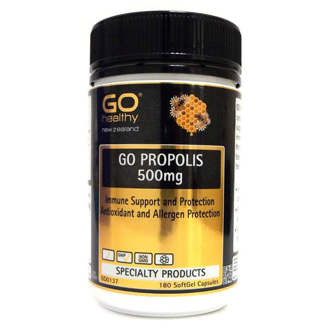 Simply Pharmacy Albany,GO Propolis 500mg 180 Caps