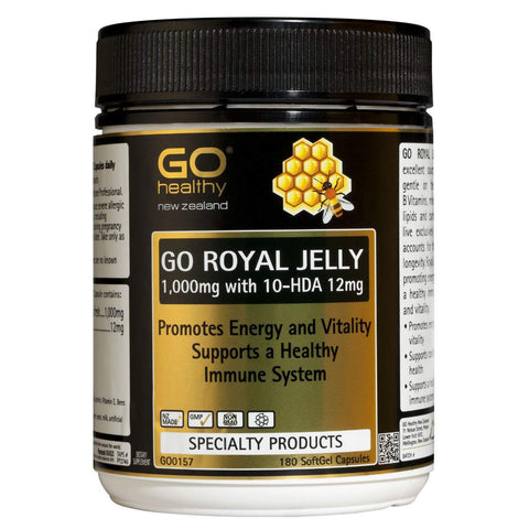 Simply Pharmacy Albany,GO Royal Jelly 1000mg 180caps
