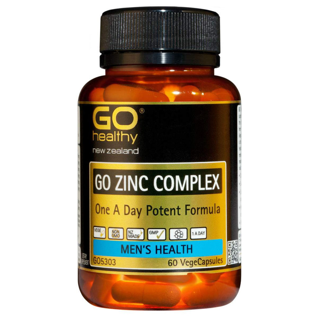 Simply Pharmacy Albany,GO Zinc Complex 60 Vegecaps