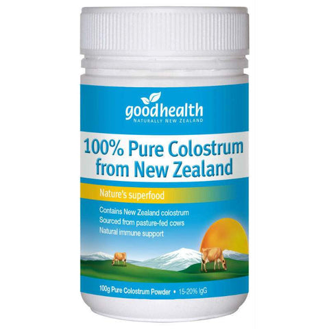 Simply Pharmacy Albany,Good Health 100% Pure Colostrum 100g