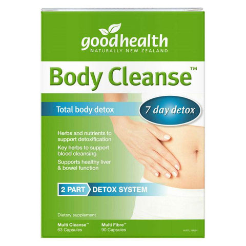 Simply Pharmacy Albany,Good Health Body Cleanse Kit