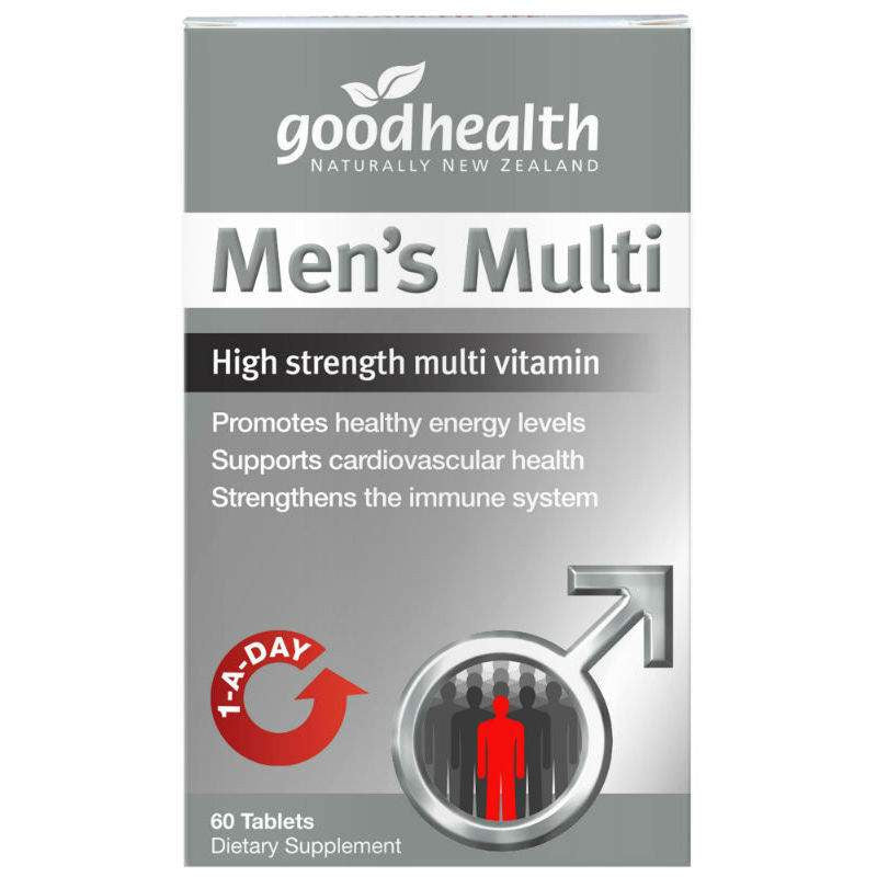 Simply Pharmacy Albany,Good Health Mens Multi 60tabs