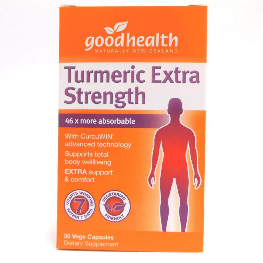 Simply Pharmacy Albany,Good Health Turmeric Extra Strength 30caps
