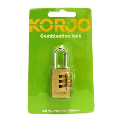 Simply Pharmacy Albany,Korjo Combilock - Brass