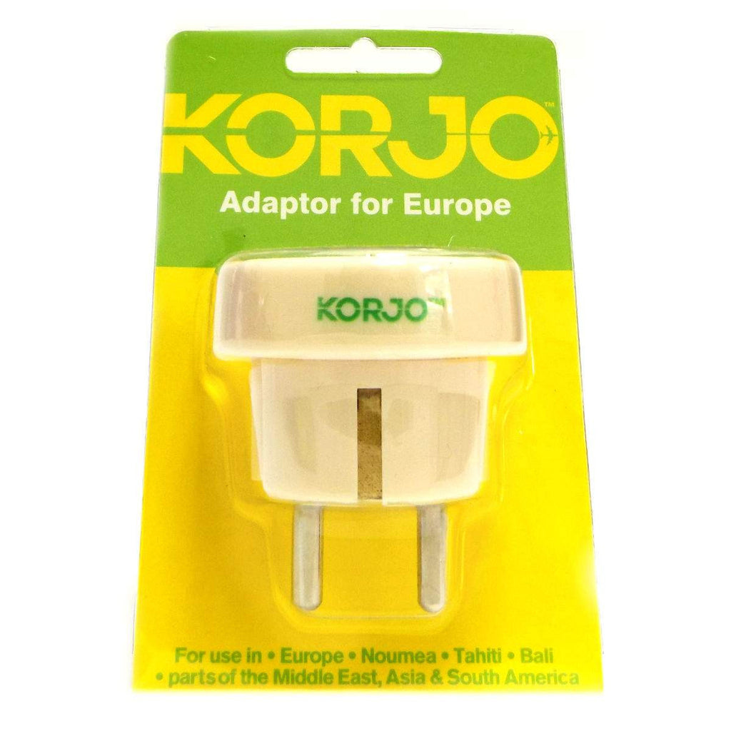 Simply Pharmacy Albany,Korjo Europe Single Adaptor