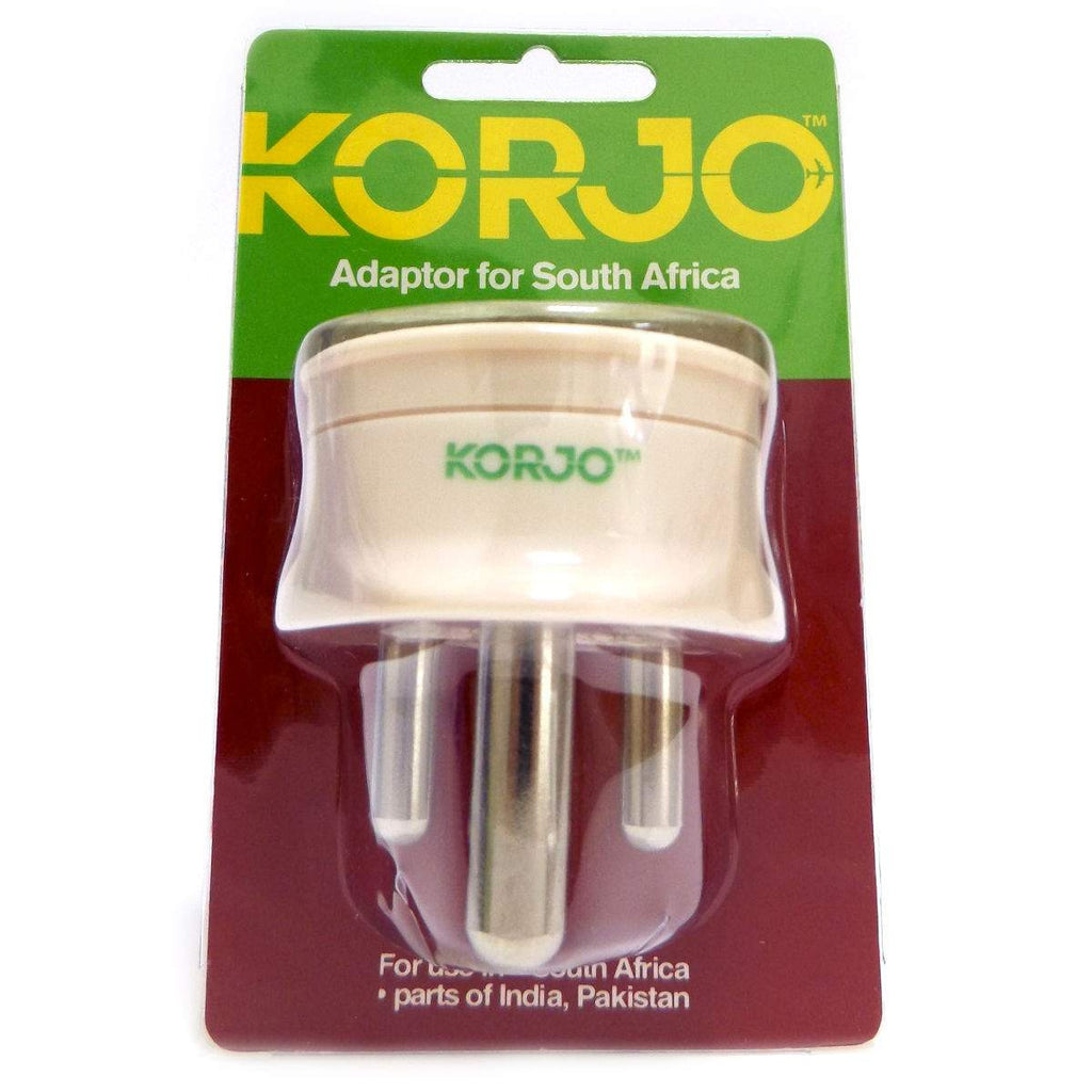 Simply Pharmacy Albany,Korjo South African Single Adaptor