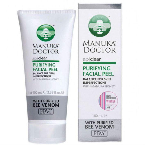 Simply Pharmacy Albany,Manuka Doctor ApiClear Pur. Face Peel 100ml