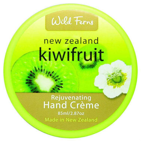 Simply Pharmacy Albany,Wild Ferns Kiwifruit Hand Creme Pot 85ml