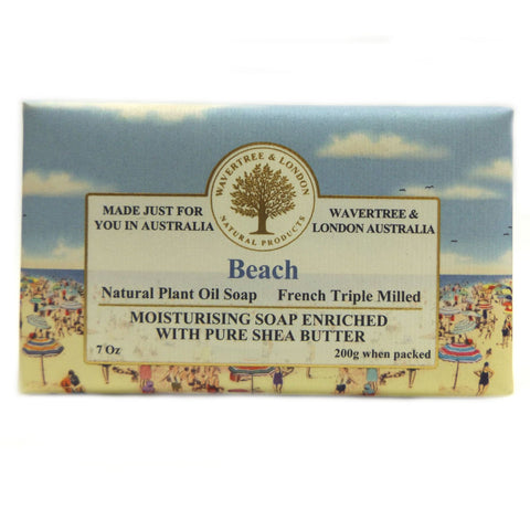 Simply Pharmacy Albany,Wavertree & London Soap Beach 200g