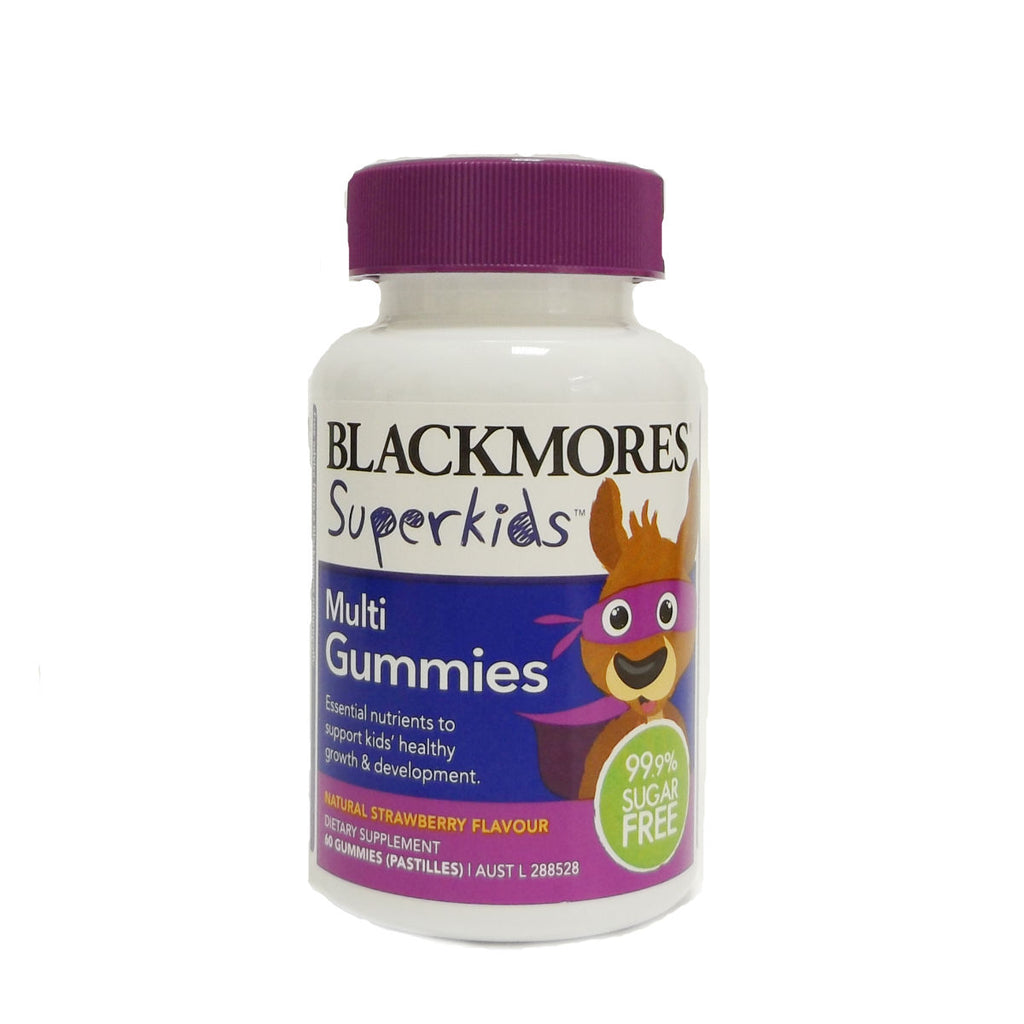 Simply Pharmacy Albany,Blackmores Superkids Multi Gummies 60s