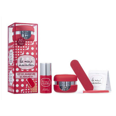 Simply Pharmacy Albany,Le Mini Macaron Gel Kit Cherry Red