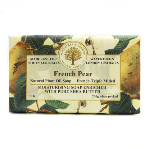 Simply Pharmacy Albany,Wavertree & London Soap French Pear 200g