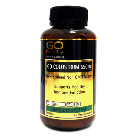 Simply Pharmacy Albany,GO Colostrum 550mg 120 Vegecaps