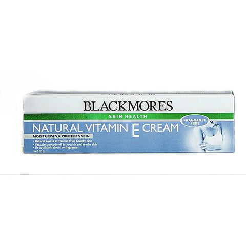 Simply Pharmacy Albany,Blackmores Vitamin E Cream (Boxed) 50g