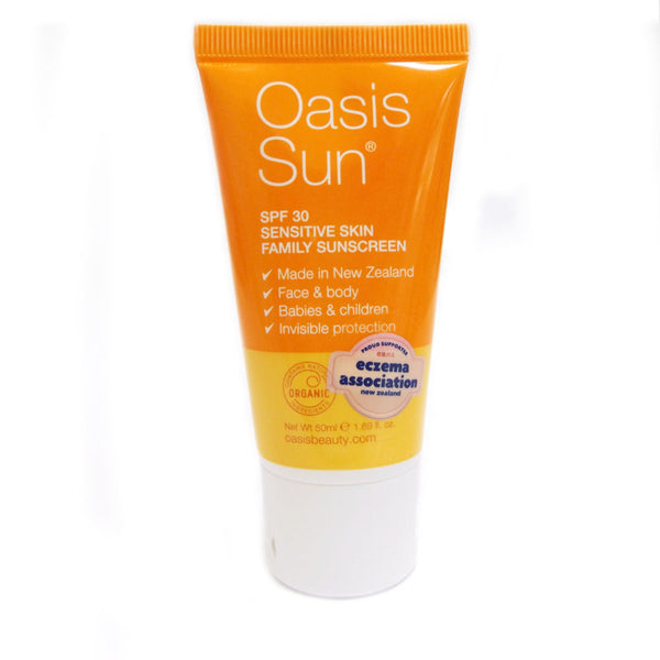 Simply Pharmacy Albany,Oasis Sun SPF30 Travel Size 50ml