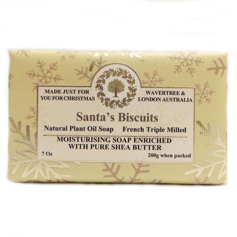 Simply Pharmacy Albany,Wavertree & London Soap Santa's Biscuit 200g