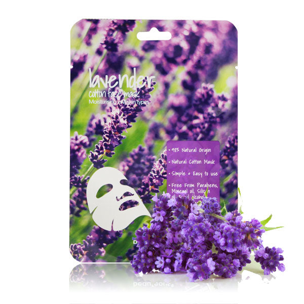 Simply Pharmacy Albany,Beauteous Lavender Refresh Mask 20g