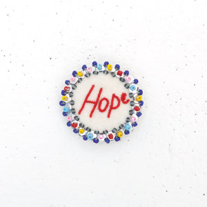 STATEMENT PIN HOPE - MULTICOLOR